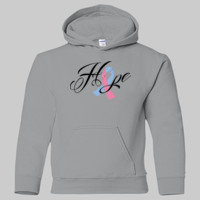 TINY PURPOSE - Youth Heavy Blend™ Hooded Sweatshirt